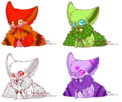 Chinkachu Adopts: CLOSED by Inner-Realm-Adopts
