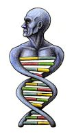 Human Genome Project by Rockness-Monster