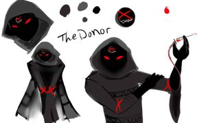 The donor design by im-Rem