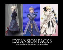 Expansion packs by xYASHAx