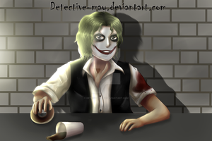 The Joker - Police Department by Detective-May