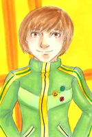 Chie by Bluejotain