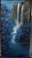 Blue Waterfalls-SOLD by dlighted