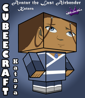 3D View Of the Katara Cubeecraft by SKGaleana