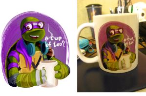 Cup with Donny by YankovskayaJulia