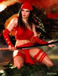Elektra - Assassins by Agr1on