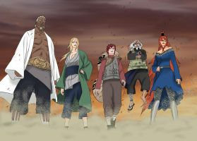 Naruto_The Ultime Team by MimiSempai