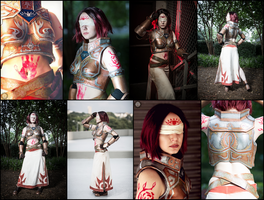 Fable: The Lost Chapters - Theresa Cosplay by pockypants