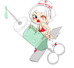 Nurse Feel Good for Contest by Zoinkles