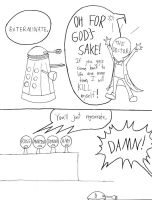 The Daleks Return...Again by TreeSoul