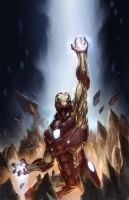 Iron Man by TylerWalpole