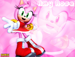 Amy Rose Wallpaper 3 by CreamFireballWPS