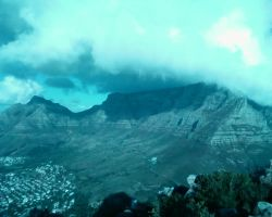 table mountain by Bohax