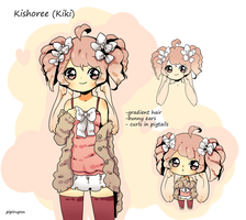 Reference for Kiki by pipirupon