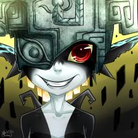 Midna by Lilcookie8