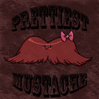 Prettiest Mustache by jangloo
