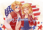 Independence Day! by say0ran