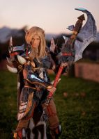 Why Do We Fight? - Blood Elf Warrior Cosplay by Imriel87