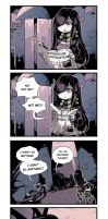 The Crawling City - 8 by Parororo