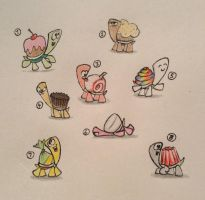 Candy tortoise adopts by MrHaliboot