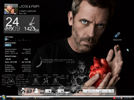 Dr. House screenshot by jlfarfan