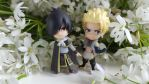 Twin Dragons of Sabertooth - FairyTail Figures by ng9