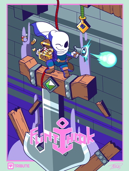 Flinthook Contest Entry by M-GOD