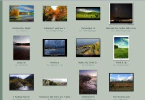 October submissions: 14th-15th by Scapes-club
