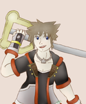 Sora by TheBirthdayMuffin