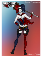 Harley Quinn - The New 52 Version by Femmes-Fatales