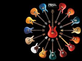 prs guitars by X-FFA