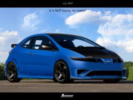 Honda Civic by FuseEST