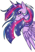 Princess Twilight Sparkle by holyhell111