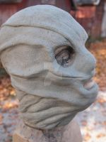The Collector Mask Clay Sculpt side 1 by Fullmoon-rose