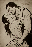 Henry and Anabel by sharandula