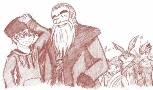 RoTG- Family by LeafofDeath