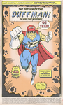 DUFFMAN !! by paintmarvels