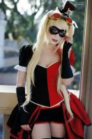 Harley Quinn by Thecrystalshoe
