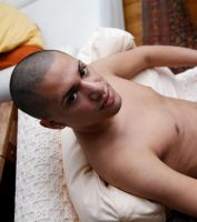 Robert On Chaise 3 by Perzec