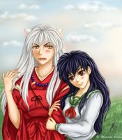 Inuyasha : Don't deny it by xRaika-chanx