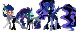:HC: luna future family by angelstar000