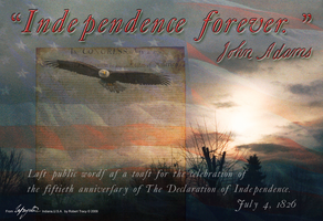 """""""Independence forever"""" by hank1"""