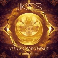 JIKES - I'll do anything EP cover. by buba-kl