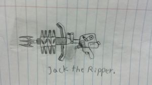 Jack the Ripper by wormyish
