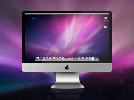 Imac icon by Awery