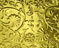 Gold Metal Vampstock by VAMPSTOCK