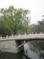 Oriental Bridge 03 by Ghost-Stock
