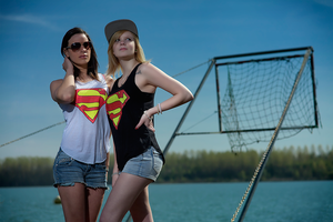 Supergirls by effjot