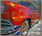 Fenders of Fire by metalmeister5582