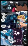 The Pirate Madeline Page55: Going to town by Randommode